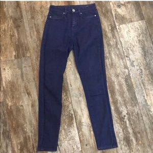 Blank NYC | Blue High Rise Skinny Jeans size 25